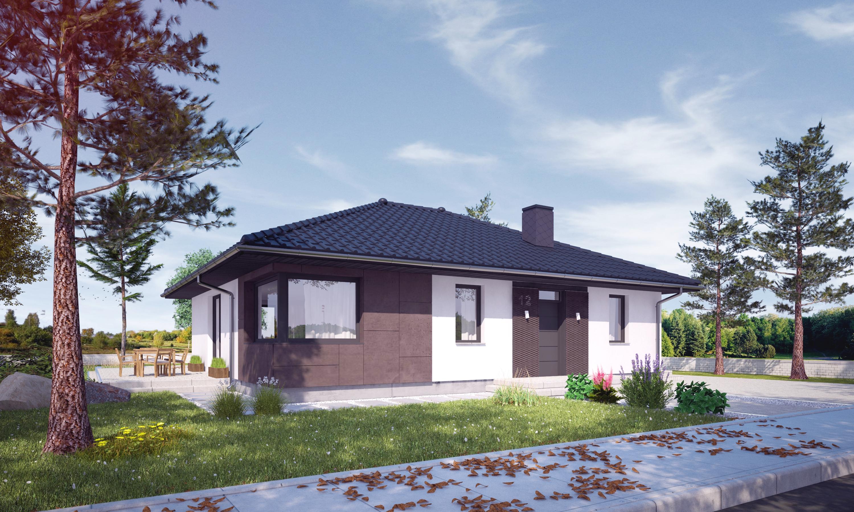 Budowa Domu Za 150 Tys Elewacje Wg Mojej Wizji